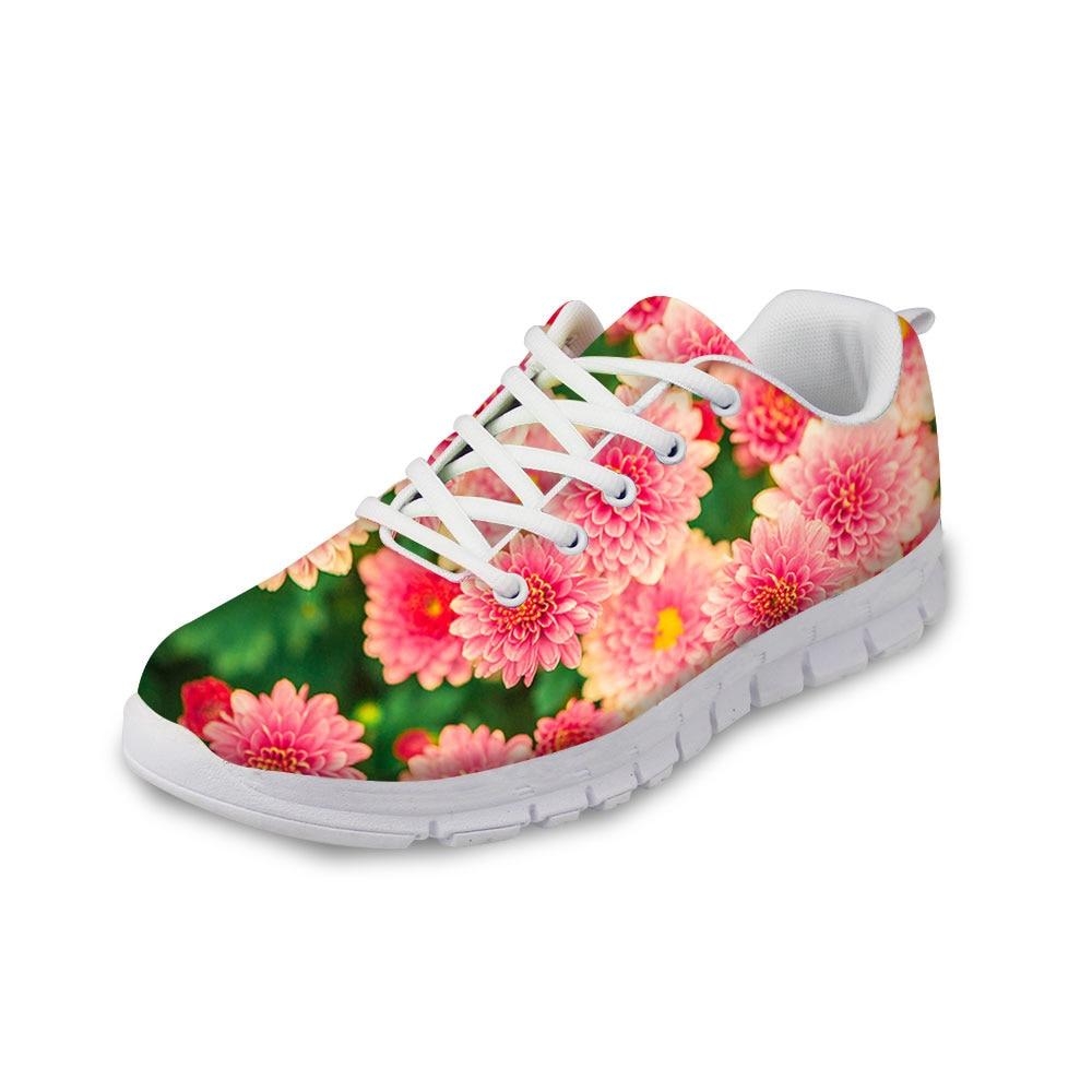 Noisydesigns Plates Chaussures Floral Hommes Fleur Mode hb0223aq Dentelle up Motif hb0222aq hb0225aq hb0226aq De Étudiants Confortable Femelle hb0224aq Loisirs Hb0221aq Respirant W9ID2EH