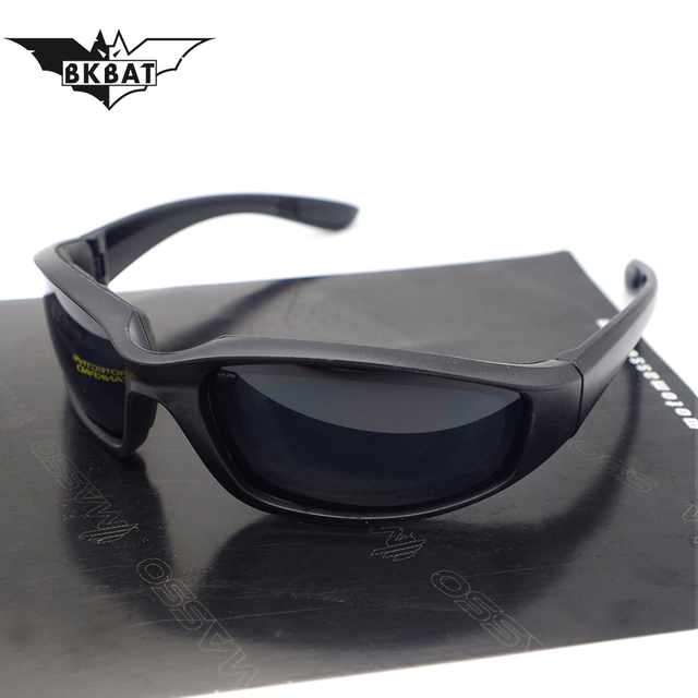 28efe8c60f2 Army Goggles Desert Storm 4 Lens Outdoor Sports Hunting Sunglasses Anti UVA  UVB X7 Polarized War