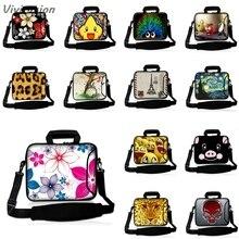 Viviration School Notebook Bag Shoulder Strap Handle 10 12 13 14 15 17 font b Laptop
