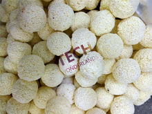 Nowy 2018 2-2.5CM żółty kolor ceramiczny bio porowaty filtr Media biologiczny materiał kulkowy do akwarium