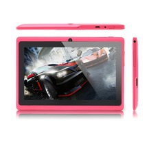 Original iRULU expro X1 7 » Quad Core Tablet Android 4.4 8GB ROM Dual Cameras Tablet PC support WiFi Multi Colors 2800mAh