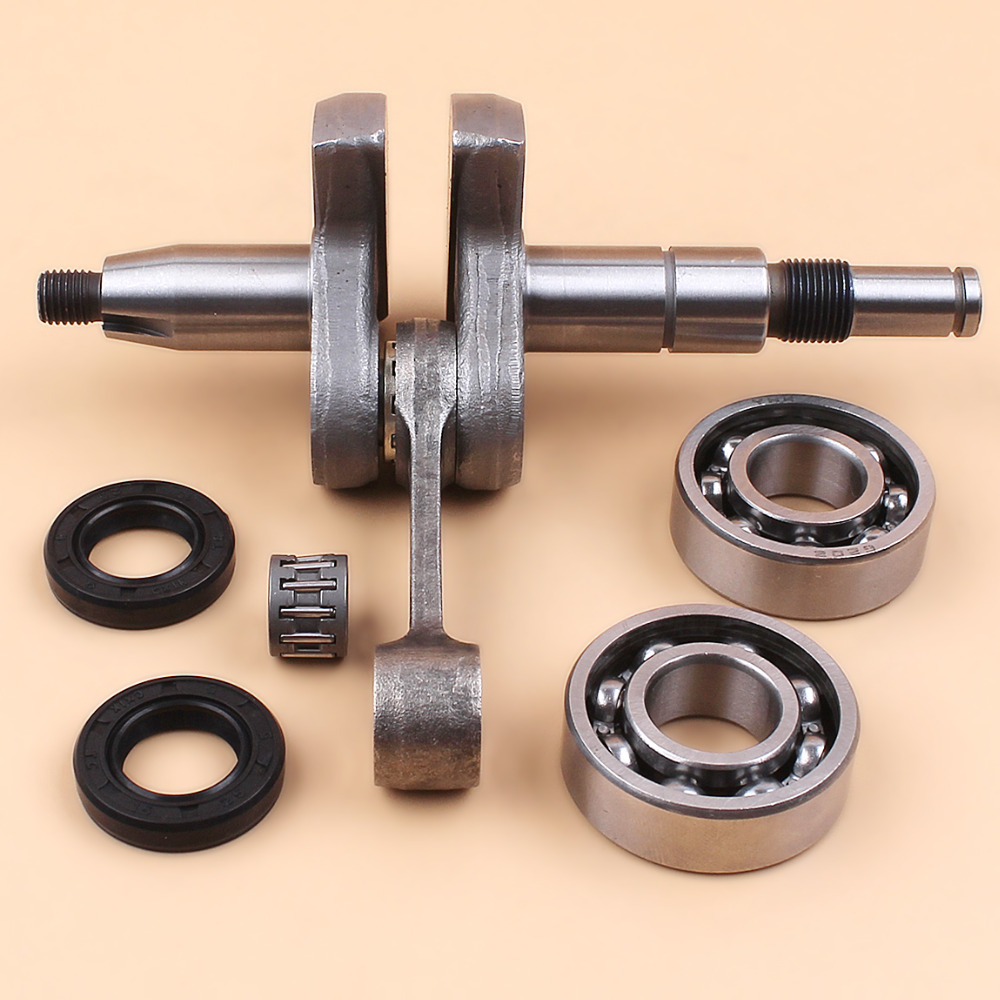 Crankshaft Crank Ball Bearing Oil Seal Kit For STIHL MS250 MS230 025 023 MS 250 230 Chainsaw Engine Motor Parts цены