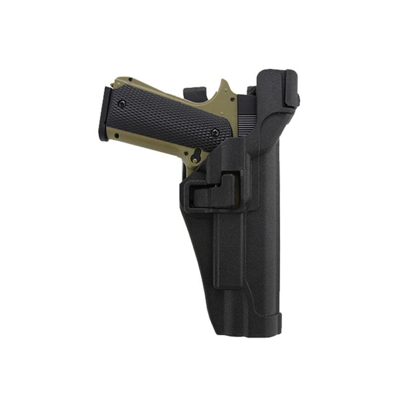 Blackhawk SIG P226 niveau 3 CQC serpa étui /& Plateforme molle noir main droite