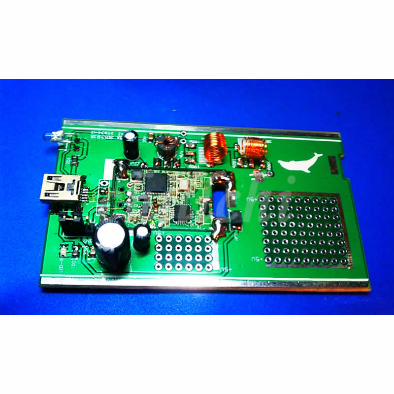 US $31 62 |100KHz 1 7GHz full band RTL SDR Software Radio Receiver Kit-in  Integrated Circuits from Electronic Components & Supplies on Aliexpress com
