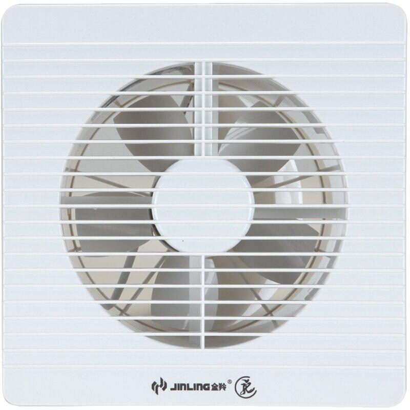 Kitchen Toilet Electric Exhaust Fan Smoke Ventilation Fan Bathroom Air Exhaust Machine Wall Window Type 8 10 12 Inch Fan portable media player