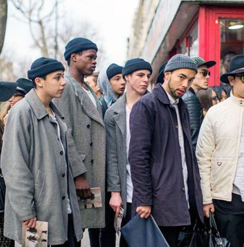 Inverno Quente Malha Solidéu Rosca Curta Casuais Hip Hop Homens Gorro De Lã Gorro de Malha Tampão Do Crânio Chapéu Adulto Chapéus Elásticos unisex