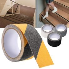 1 Roll New Arrival High Quality Popular 5cmx3m Floor Safety Anti Slip Tape Roll High Grip Adhesive Sticky Backed Non Slip все цены