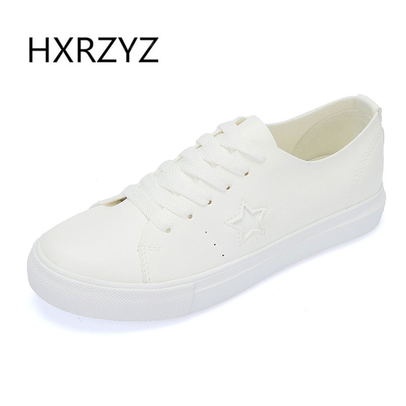 Spring and autumn hot new fashion womens flat shoes women Rubber soles lace -up leather flats black flats female casual shoes new 2015 fashion high quality lazy shoes women colorful flat shoes women s flats womens spring summer shoes size eu35 40wsh488