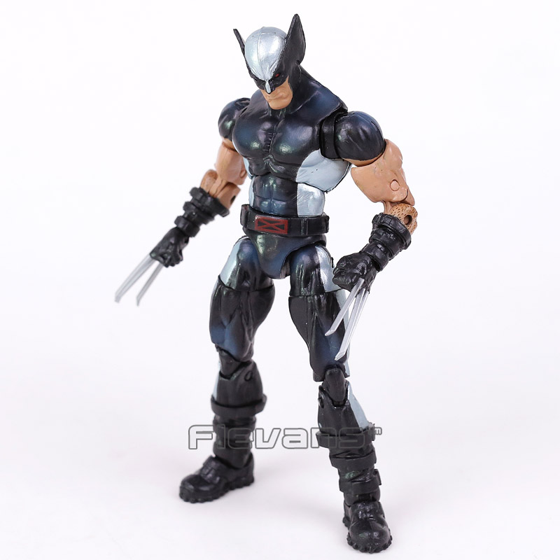 Original Logan Action Figure High Quality  Super hero Deadpool PVC Loose Figure Toy 16cm marvel deadpool funko pop super hero pvc ow batman action figure toy doll