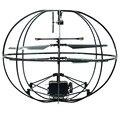 2017 nuevo Juguete de Los Niños Educativos 777-310 RC Helicóptero UFO bola de Vuelo de $ number CANALES de Control Remoto Por Infrarrojos de control remoto eléctrico juguete