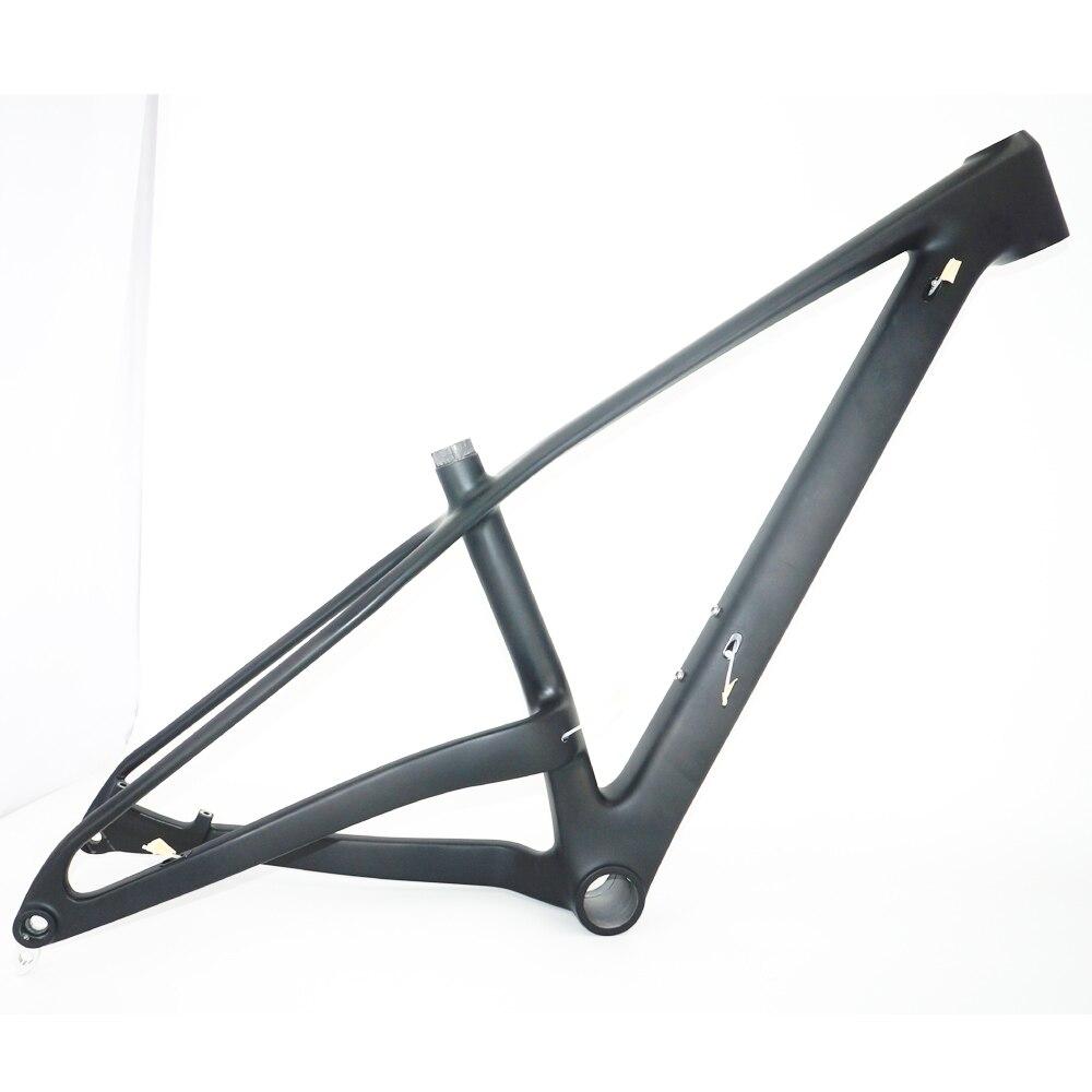 Carbon Fiber 650B Plus Frame 148 Booster 27.5er Carbon MTB Frame For 3.0 Tire