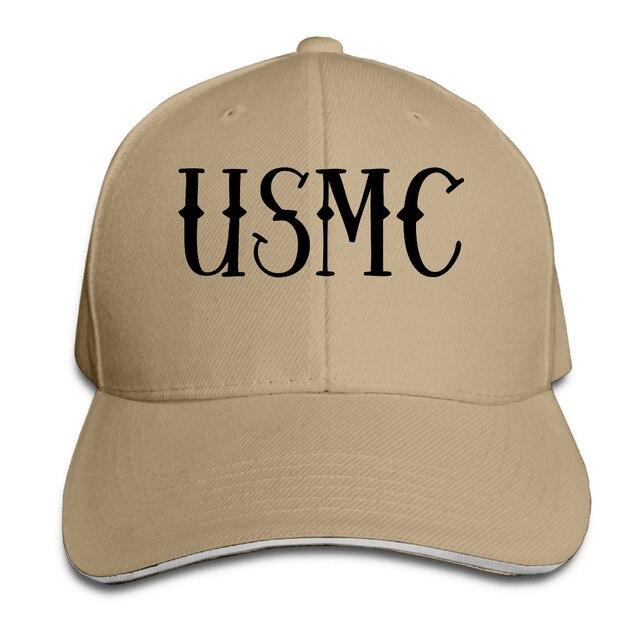 Baseball Cap Tumblr United States Marine Corps USMC Trucker Hats Snapback  Unisex Bone Masculino Feminino Caps Tumblr Cap 4bc6733f6e4