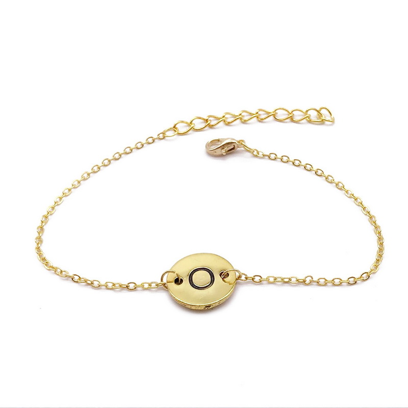 Back To Search Resultsjewelry & Accessories Funique 2019 26 Letters Stainless Steel Bracelet For Women 1pc Random Men Party Jewelry Sliver Gold Round Pendant Chain Bracelet