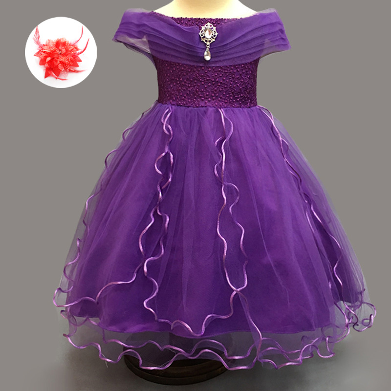 Vistoso Childrens Vestidos De Dama Monzón Cresta - Vestido de Novia ...