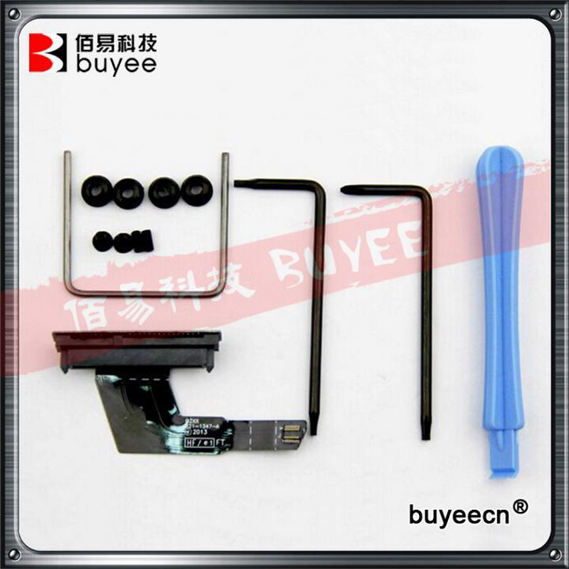 Original For Mac Mini A1347 Tools Server 821-1501-A 821-1347-A Second Dual Hard Drive SSD Flex Cable 076-1412 922-9560 HDD CABLE wan quan r510g6 for lenovo r520g6 server boards support 54xx sas hard drive dual s5000