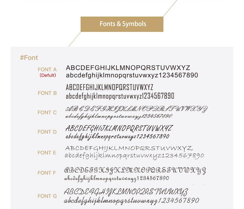 Enfashion Personalized Engraved Name Bracelet Gold Color Bar Screw Bangle Lovers Bracelets For Women Men Cuff Bracelets Bangles 28