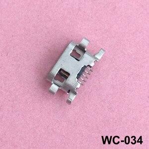 Image 4 - Motorola moto c plus cplus xt1723 xt1724 마이크로 usb 충전 커넥터 플러그 독 소켓 포트 용 100 pcs