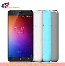 (24 часа доставка) Blackview E7S мобильный телефон 3 г Android 6.0 MTK6580 4 ядра 2 ГБ Оперативная память 16 г Встроенная память отпечатков пальцев ID смартфон