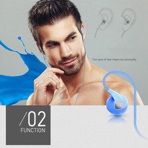 Image 3 - Universal 3.5mm Wired Sport Headphone Hifi Music Heavy Bass Stereo Earphone Headphones Auricuares For Iphone 5s Samsung Xiaomi