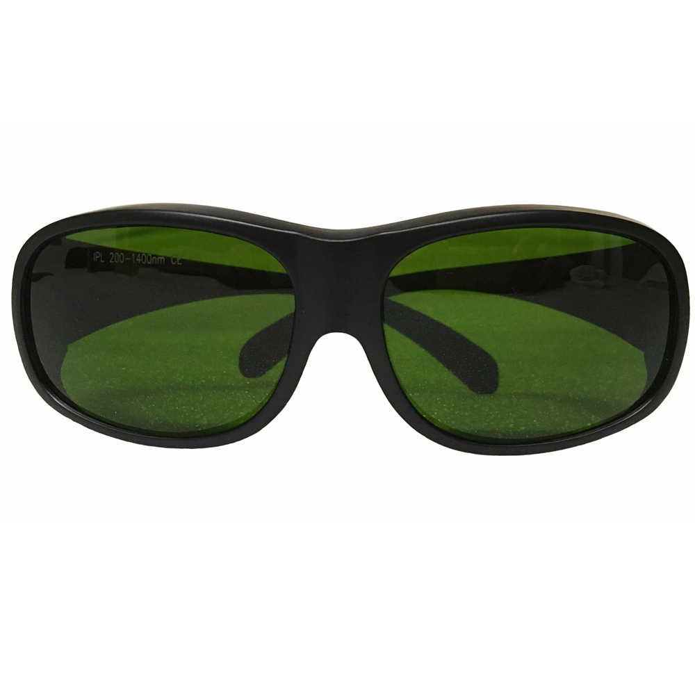 Okulary ochronne IPL 200-1400nm Ochrona laserowa Okulary Laserowe - Bezpieczeństwo i ochrona - Zdjęcie 3