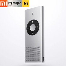 Original Xiaomi mijia AI 14 Tradutor Idiomas 7 Dias de Espera 8 H Contínua Voz Traduzir 900 mah Bateria De Viagem Inteligente