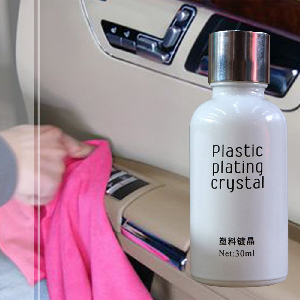 Image 4 - Car Plastic Nano Plating Agent Auto Renovative Agent for Car Repair Waterproof Renewing Polishing Crystal Car Protection