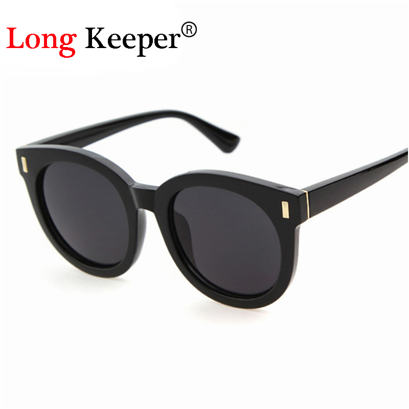 Long keeper dos homens do vintage óculos de sol da marca designer óculos de  sol para mulheres dos homens 2016 retro oval óculos de sol uv400 eyewares  sty695 5eb539f53c