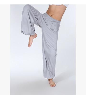 mens pants sleep bottoms viscose home loose sexy lounge modal fashion strap sexy male female pajamas Tai Chi women pants L-3XL