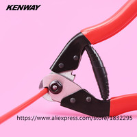 1pcs Bicycle Mountain Bike Inner Outer BMX Brake Gear Shifter Wire Cable Spoke Housing Cutter Cutting