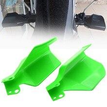 Для KAWASAKI KX125 KX250 KX 125 250 KX250F KX450F KXF 250 450 KD 200 220 KDX 200 Пластик moto универсальный ручной защитные ограждения