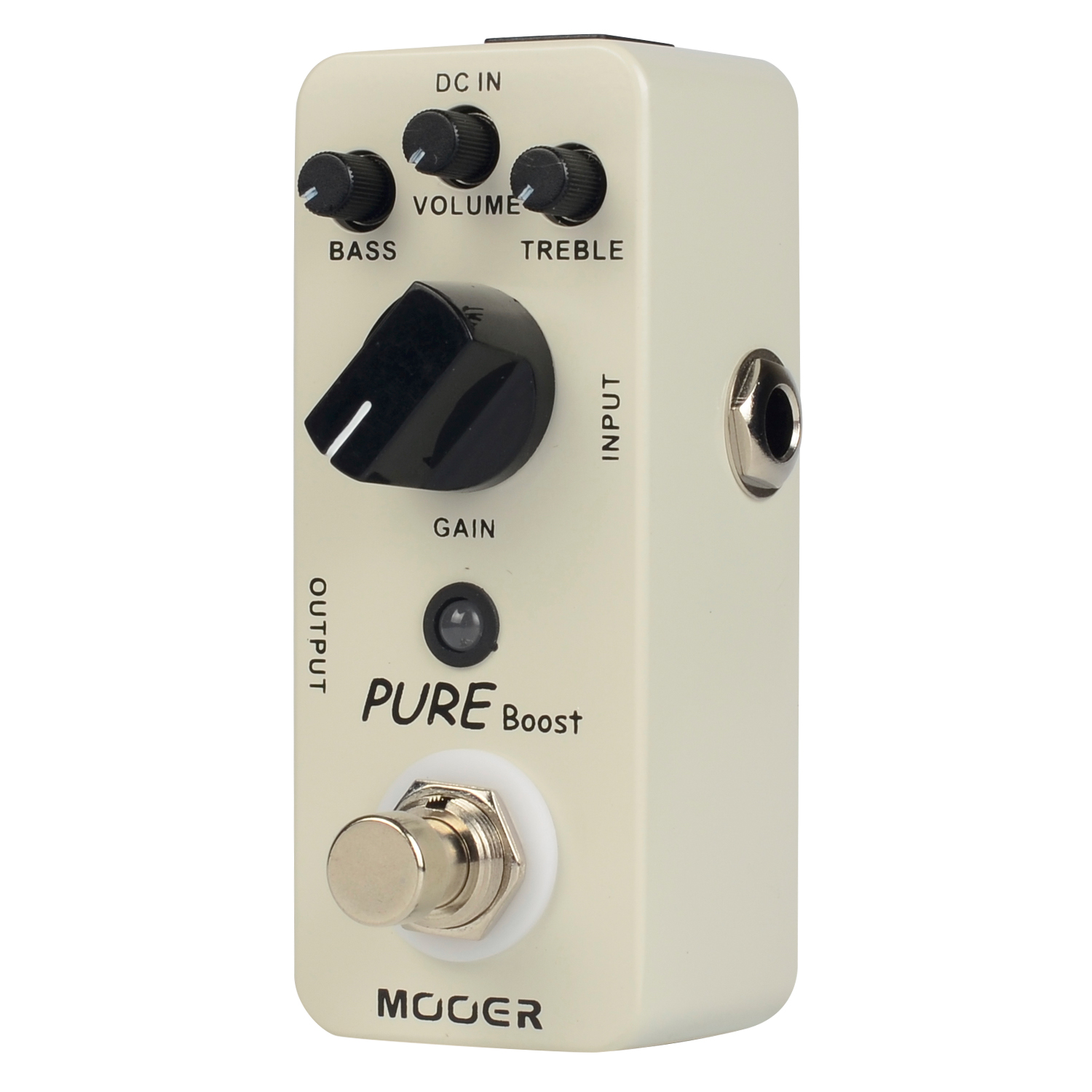 Mooer Pure Boost Guitar Effect Pedal Micro Series 20 dB Clean Boost True Bypass MBT2 mooer flex boost guitar pedal with wide gain range boost enough working along as a best overdrive