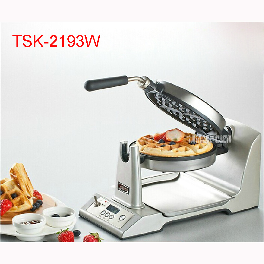 TSK-2193W eggettes Professional electric waffle iron blast furnace maker bubble machine egg tart 220V/50 Hz 20cm Tray diameter omnilux oml 60503 05