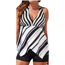 Swimsuit Women Tankini Sets with Boy Shorts Ladies Swimming Costumes Two Piece Swimming Suits Costumi Interi