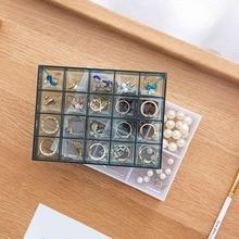 Tray Bracelet Storage-Case Jewelry-Organizer Transparent-Box Travel Portable Wedding-Necklace