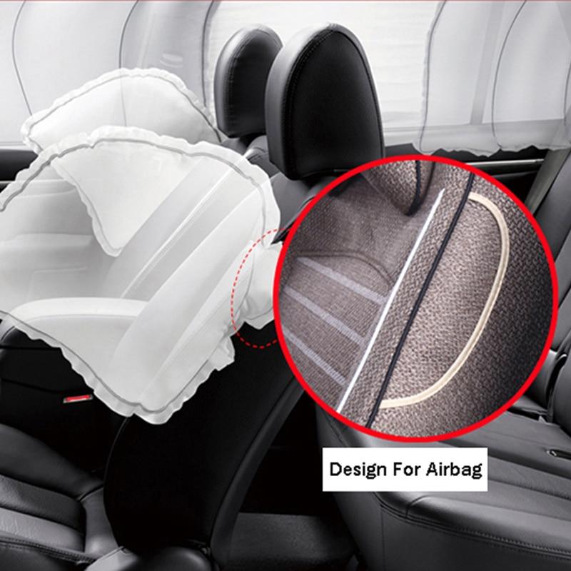 Car Wind automovil Auto car seat covers for toyota solaris RAV4 skoda rapid bmw e46 Land Cruiser Prado 150 kia car accessories
