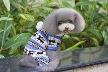 FA19 dog warm Coral fleece coat for 4 legs –Deer design pet clothing pet dog winter warm clothes pet products