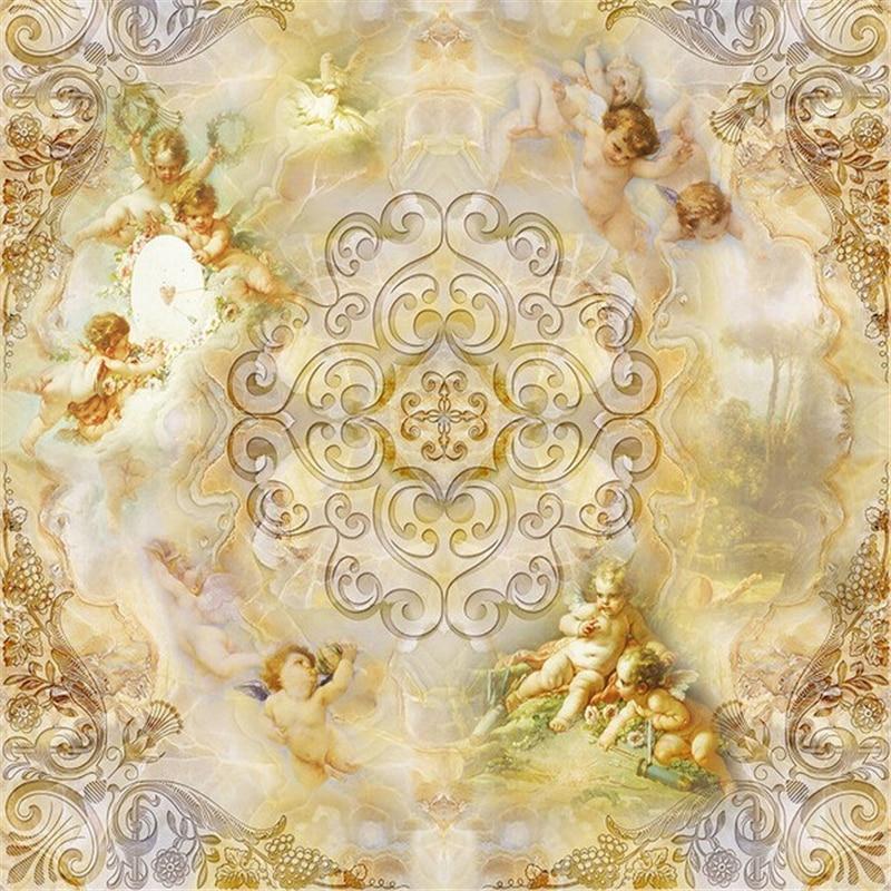 Buy beibehang wallpaper custom mural silk for Angel wall mural