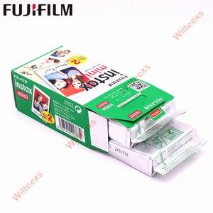 Image 5 - 10 200 sheets Fujifilm instax mini 9 mini11 film white Edge 3 Inch wide film for Instant Camera mini 8 7s 25 50s 90 Photo paper