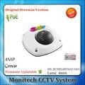 HIK Original Inglês Versão Atualizável DS-2CD2542FWD-IWS Mini 4MP IR POE ONVIF Wi-fi Ao Ar Livre de Áudio Alarme WDR Câmera Dome IP CCTV
