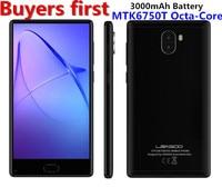 LEAGOO KIICAA MIX 5 5 FHD Android7 0 MTK6750T Octa Core Smartphone 3GB RAM 32GB Dual