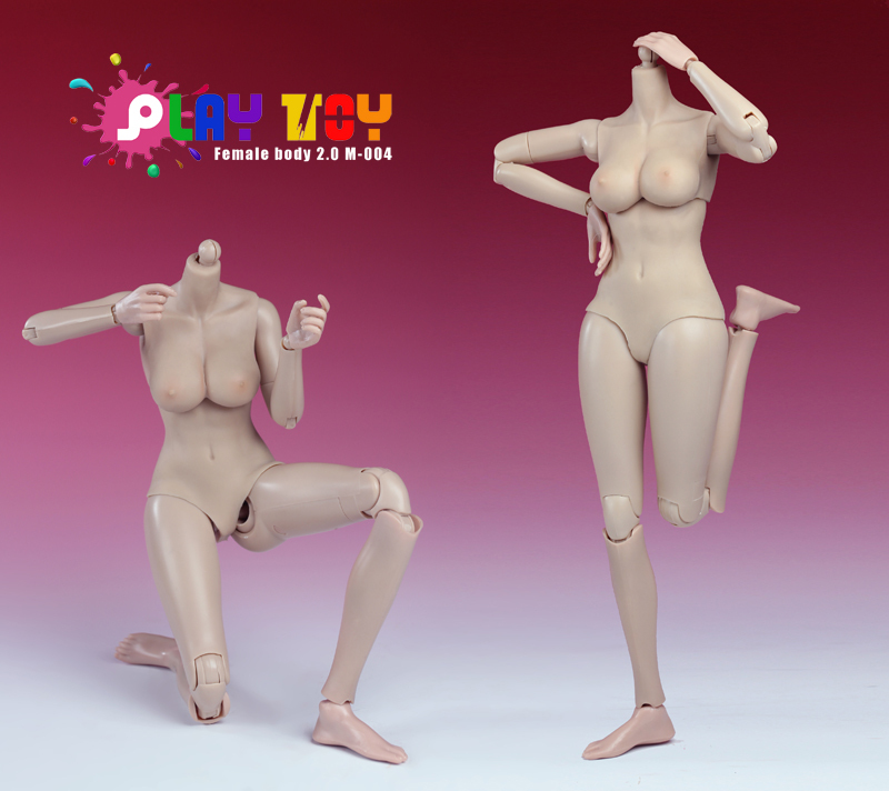 The Play toy female body