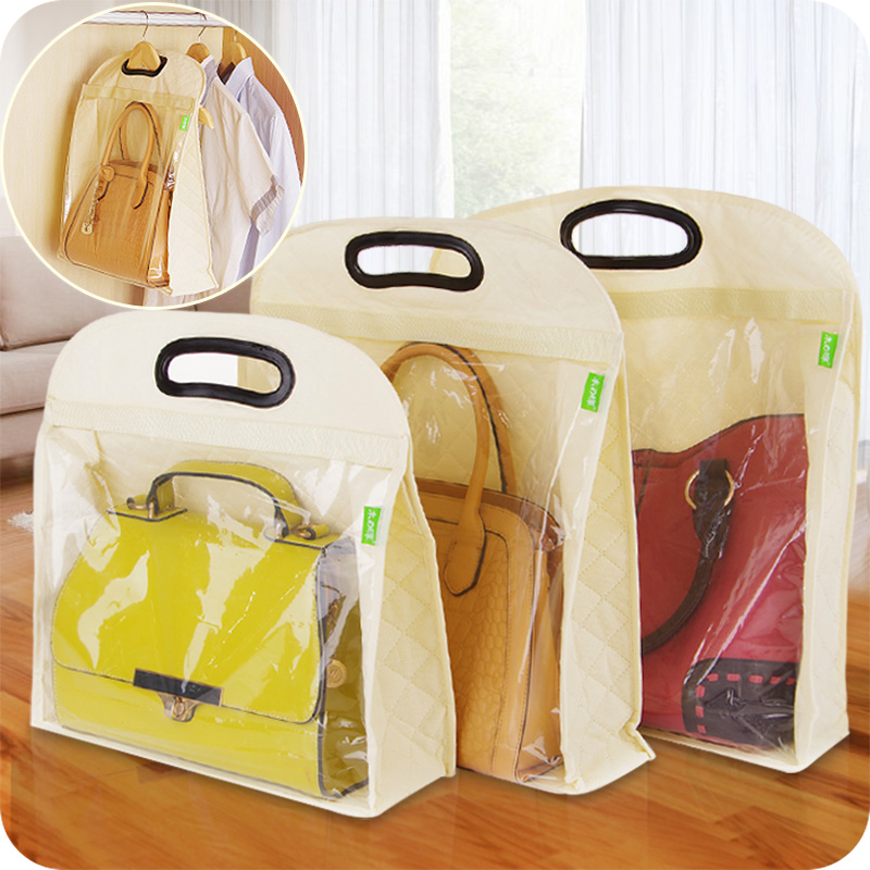 1pc Handbag Dust Cover Bag Protector Bag Storage