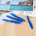 New 4PCS Propellers Blade for Parrot Minidrone Rolling Spider For Airborne Cargo Drone RC Blades 4 Colors