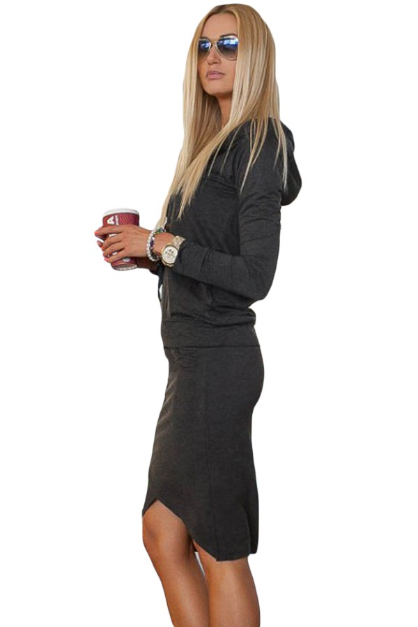 Charcoal-Sporty-Hoodie-Pencil-Skirt-Set-LC63017-1011-2