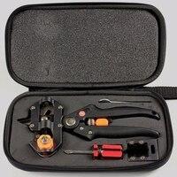 가정용 정원 접목 도구 세트 가지 치기 절단 가위 상자 과일 나무 전문 가지 치기 가위 절단 도구 키트 정원 tools garden tool tooltools farming -