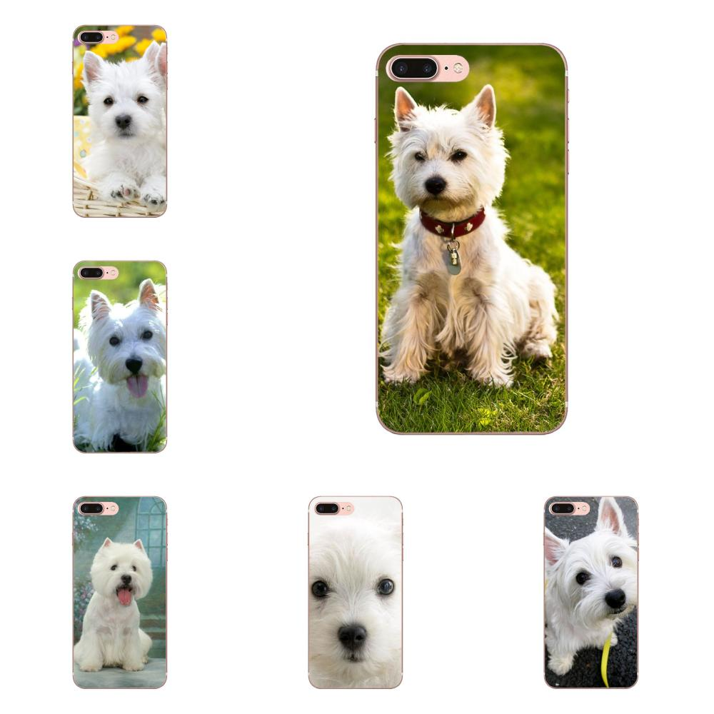 For Galaxy J1 J2 J3 J330 J4 J5 J6 J7 J730 J8 2015 <font><b>2016</b></font> 2017 2018 mini Pro Soft Printing West Highland White Terrier image