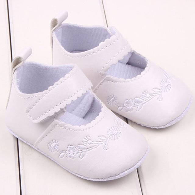 Новорожденных для маленьких девочек Обувь для малышей Прекрасный Спортивная обувь младенческой платье принцессы для девочек Обувь Новый