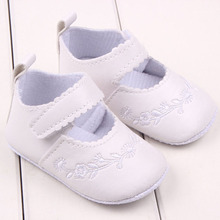 Newborn Baby Girl Shoes First Walkers Lovely Sneakers Infant