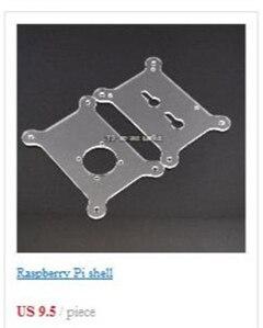 Framboesa pi 3 b escudo origem oficial