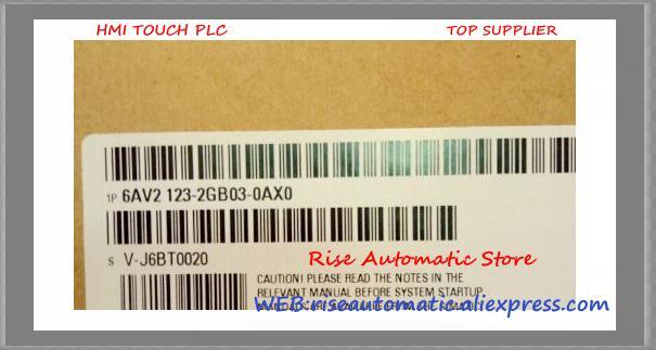 все цены на New Original 6AV2123-2GB03-0AX0 6AV2 123-2GB03-0AX0 6AV21232GB030AX0 high-quality онлайн